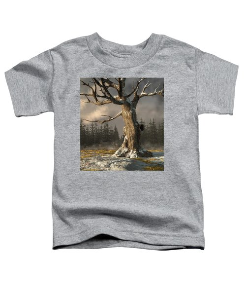 Winterscape Toddler T-Shirt