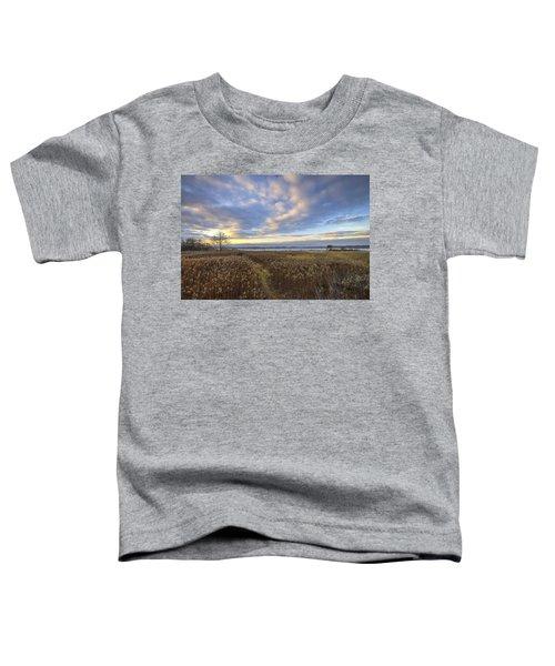 Wonderful Sunset Toddler T-Shirt