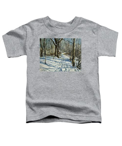 Woodland Journey Toddler T-Shirt