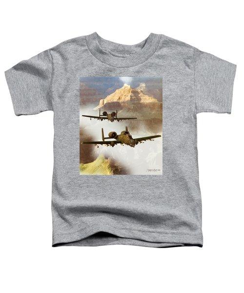 Wrath Of The Warthog Toddler T-Shirt