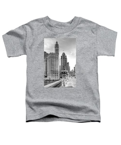 Wrigley And Tribune Toddler T-Shirt