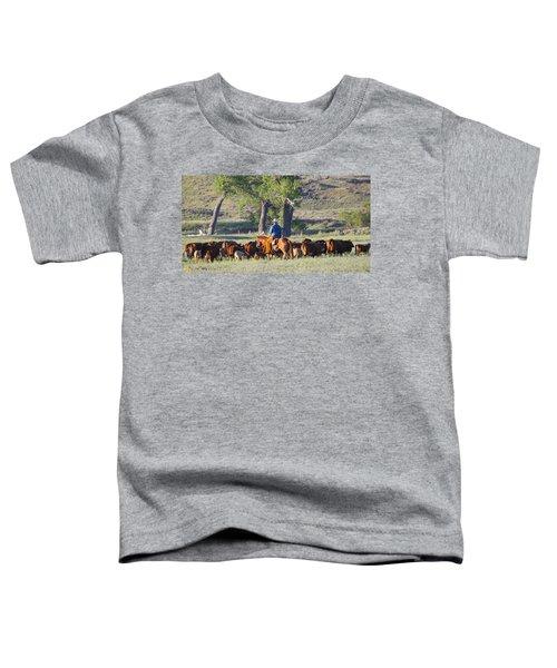 Wyoming Country Toddler T-Shirt