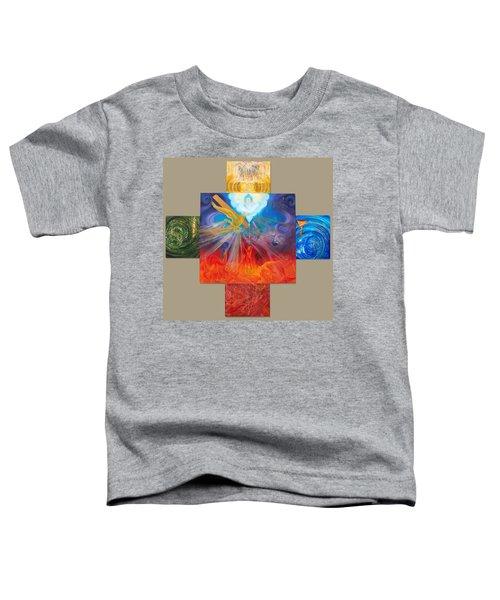 Yahweh El Shaddai Toddler T-Shirt