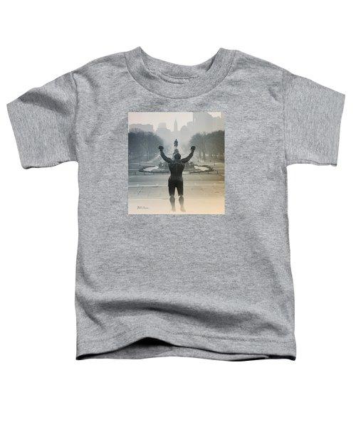 Yo Adrian Toddler T-Shirt