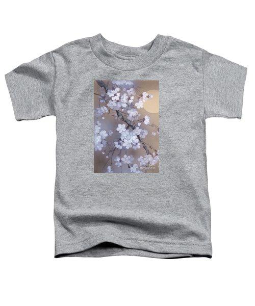 Yoi Crop Toddler T-Shirt by Haruyo Morita