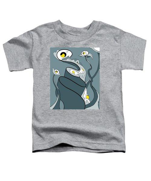 Yoked Toddler T-Shirt