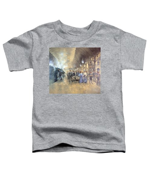 York Railway Station  Toddler T-Shirt