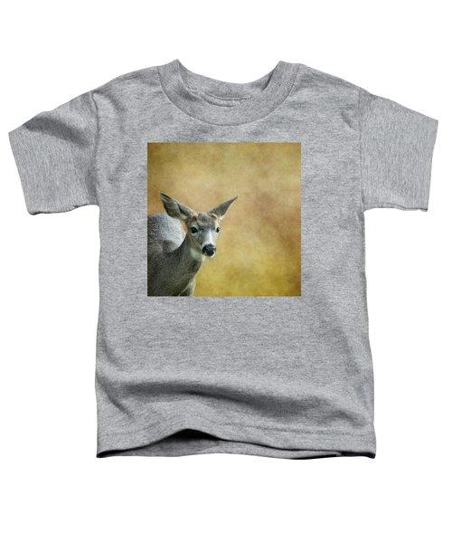 Young Buck Toddler T-Shirt