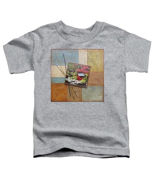 Zen Tranquility Toddler T-Shirt