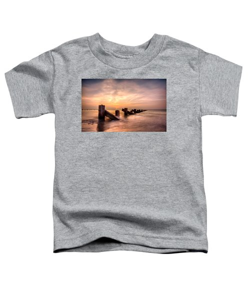 Abermaw Sunset Toddler T-Shirt