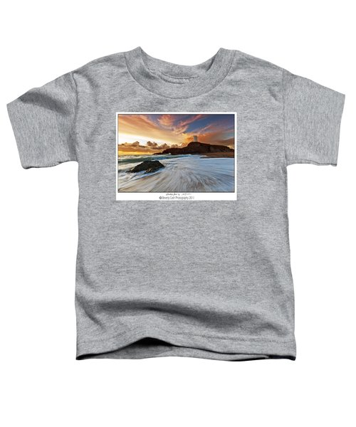 Llanddwyn Island Lighthouse Toddler T-Shirt