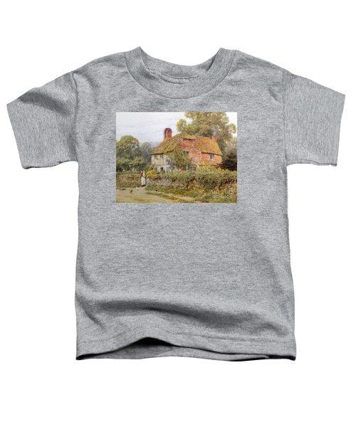 A Surrey Cottage Toddler T-Shirt