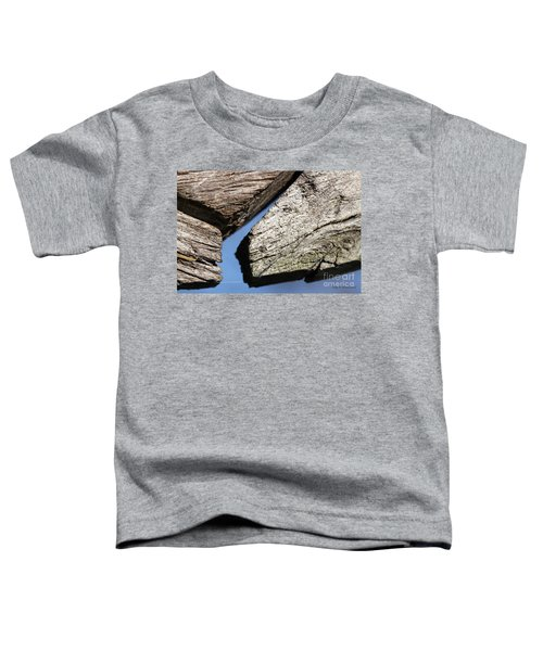 Abstract With Angles Toddler T-Shirt