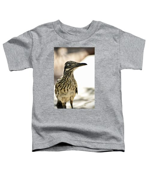 Greater Roadrunner  Toddler T-Shirt by Saija  Lehtonen