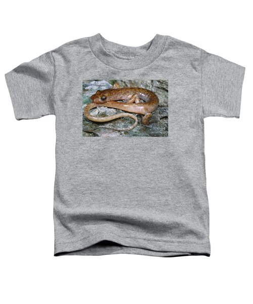 Cave Salamander Toddler T-Shirt