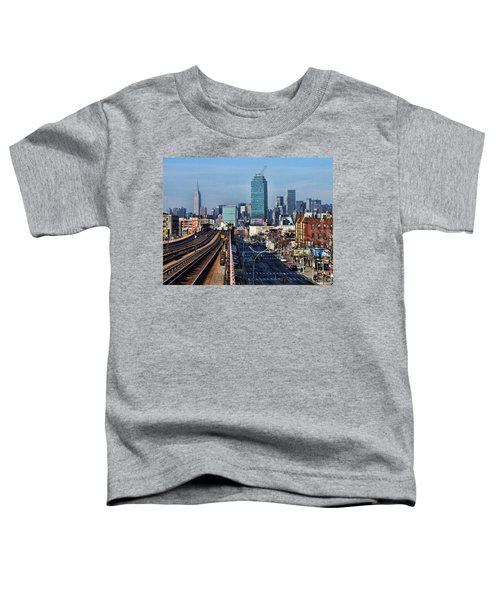 46th And Bliss Toddler T-Shirt