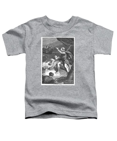 Sir Humphrey Gilbert Toddler T-Shirt
