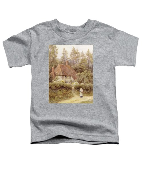 A Cottage Near Haslemere Toddler T-Shirt