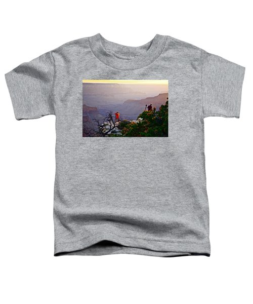 A Grand Meeting Place Toddler T-Shirt