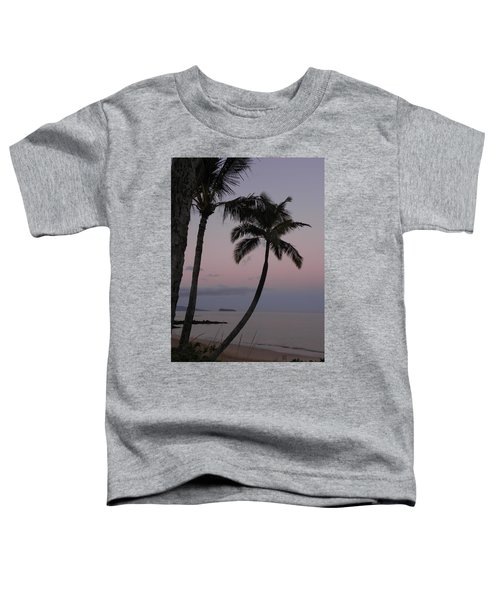 A Peaceful Start Toddler T-Shirt