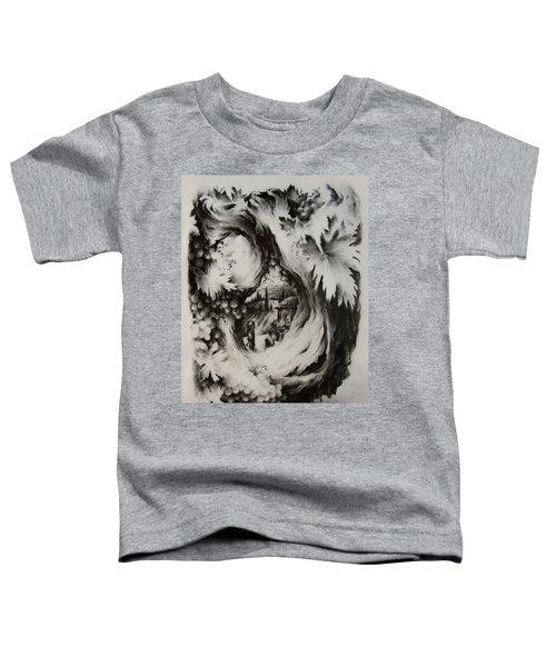 A Vintage Romance Toddler T-Shirt
