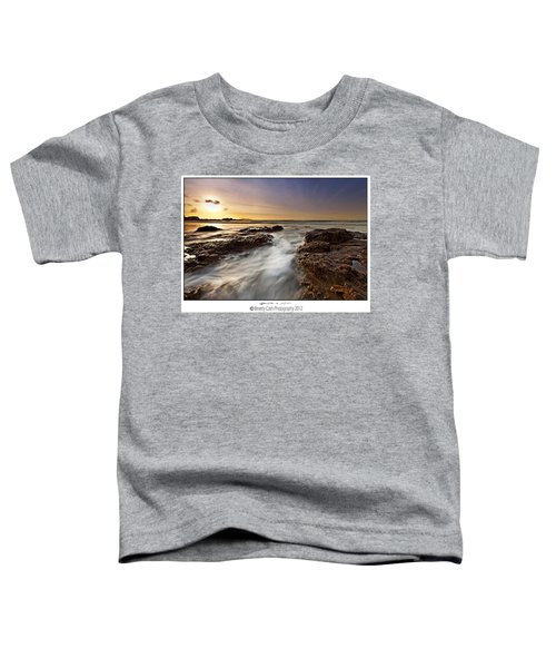 Afternoon Tide Toddler T-Shirt