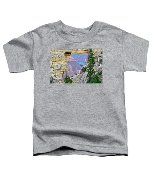 Angel's Window Four Toddler T-Shirt