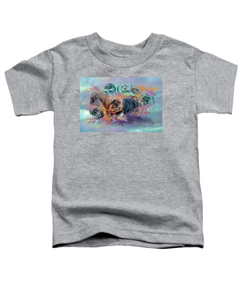 Another Birthday 112 Years Toddler T-Shirt