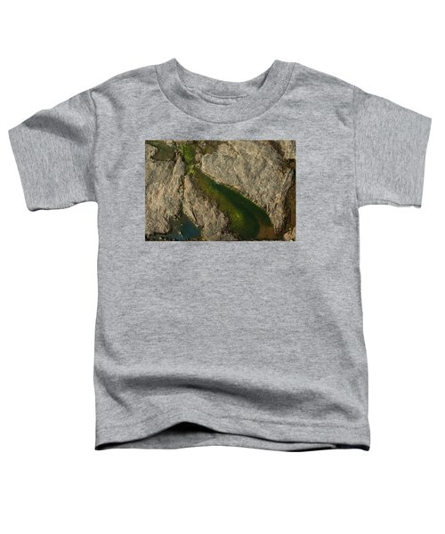 Toddler T-Shirt featuring the photograph Another World Iv by Joanne Smoley