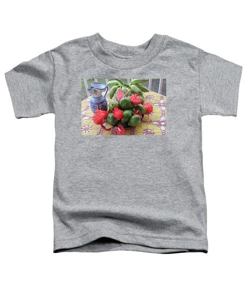 Avocado Time Toddler T-Shirt