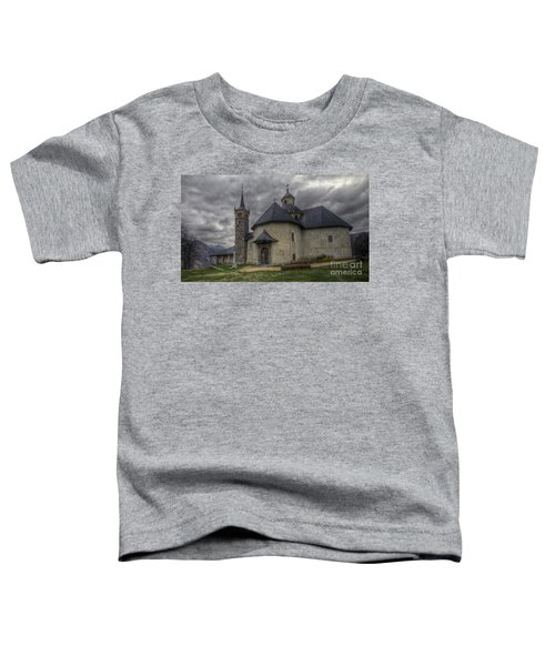 Baroque Church In Savoire France 6 Toddler T-Shirt
