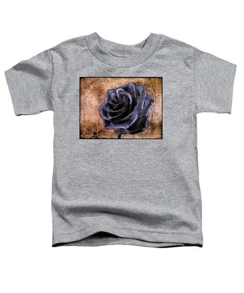 Black Rose Eternal   Toddler T-Shirt