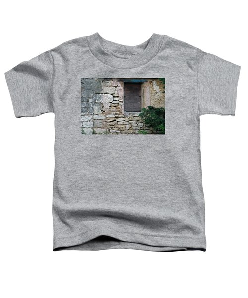 Boarded Window England Toddler T-Shirt
