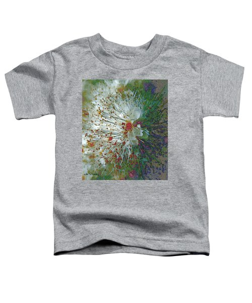 Toddler T-Shirt featuring the photograph Bouquet Of Snowflakes by Joanne Smoley