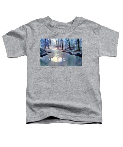 Breaking Ice Toddler T-Shirt