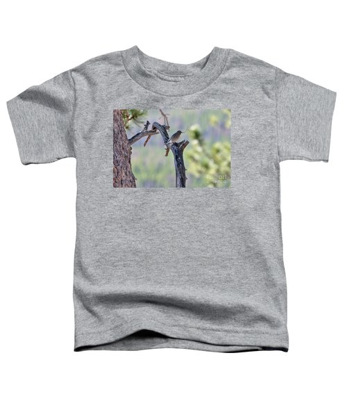 Building Her Nest Toddler T-Shirt