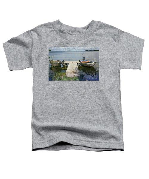 Calm  Toddler T-Shirt