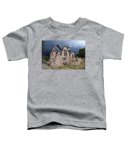 Chapel On The Rocks No. 1 Toddler T-Shirt