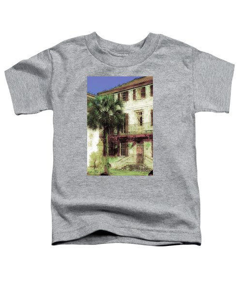 Charleston Homes Toddler T-Shirt