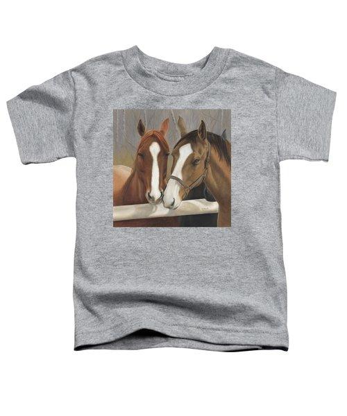 Courtship Toddler T-Shirt