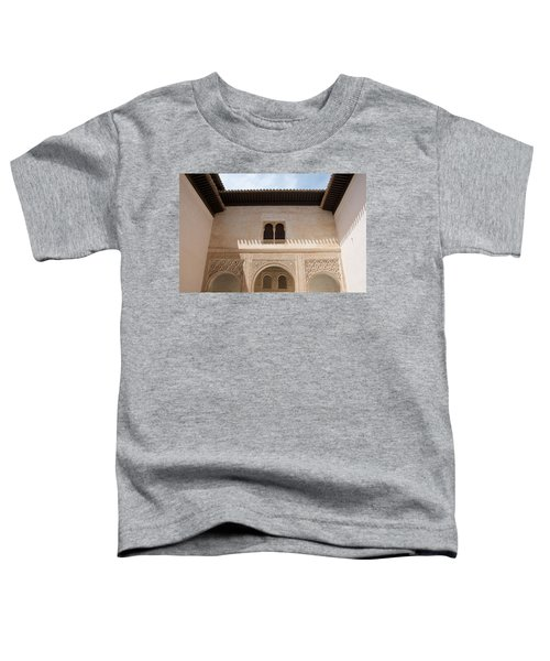 Courtyard Roof Alhambra Toddler T-Shirt