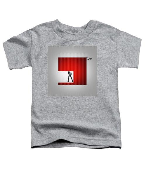 Cube Toddler T-Shirt