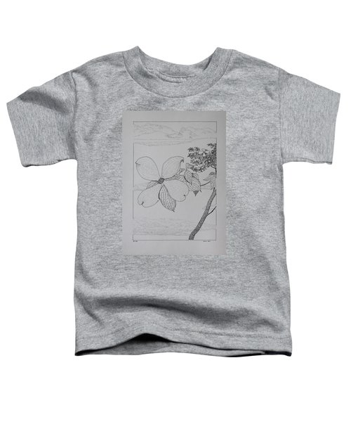 Dogwood  Toddler T-Shirt