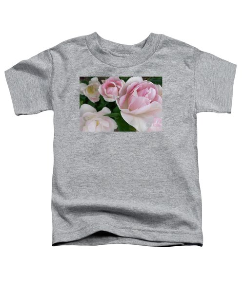 Double Pink Toddler T-Shirt