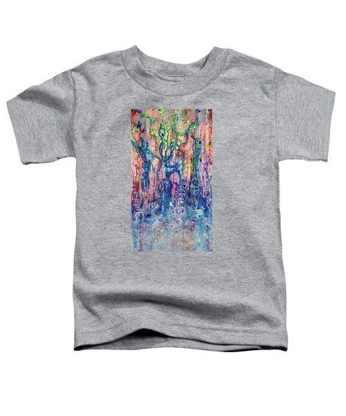 Dream Of Our Souls Awake Toddler T-Shirt