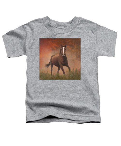 Early Morning Light Toddler T-Shirt
