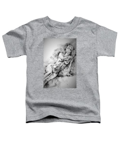Erotic Sketchbook Page 2 Toddler T-Shirt