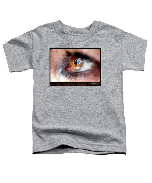 Eye Don't Know Toddler T-Shirt