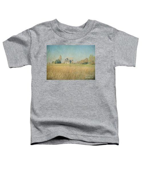 Farm House Toddler T-Shirt