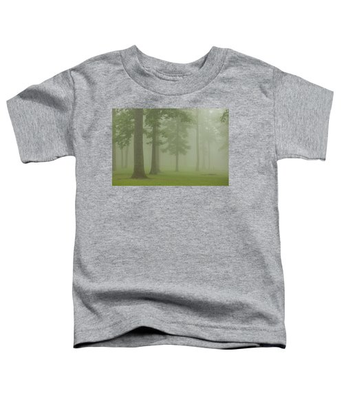 Foggy Forest Toddler T-Shirt